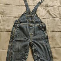 Thick Jeans Overalls Baby Gap 6-12 Months  Photo