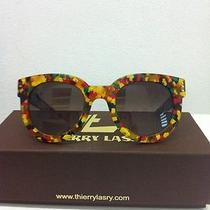 Thierry Lasry Sunglasses Therapy 521 New With Box Photo