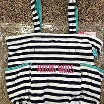 Thirty-One Retro Metro Bag Navy Wave Photo