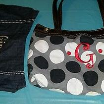 Thirty One Skirt Purse  Includes Two Skirts Photo