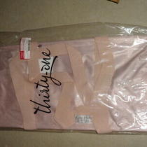 Thirtyone Thirty One 31 Gifts Large Utility Tote Brand New Rose Blush Metal Photo
