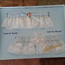 Throw One Keep One Wedding Garter Belts by Kay Shannon Original Creation Photo
