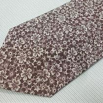 Tie Cacharel Made in Italy Cotton Photo