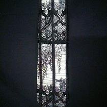 Tie. Tiffany Stained Glass