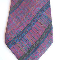 Tie Yves Saint Laurent Made in  Italy Silk Photo