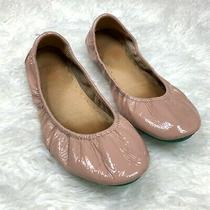 Tieks by Gavrieli Womens Size 8 Blush Pink Patent Leather Ballet Flats Photo