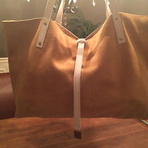 Tiffany Beige Suede Handbag Photo