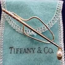 Tiffany & Co Golf Money/tie Clip Sterling Silver 925 Photo