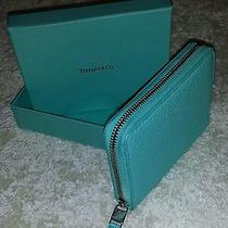 Tiffany & Co Leather Wallet Photo