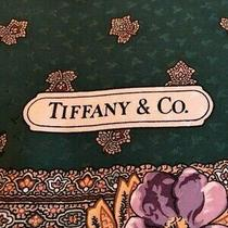 Tiffany & Co Silk Scarf Photo