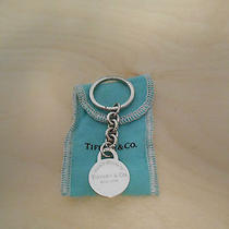 Tiffany & Co. Sterling Return to Tiffany Key Chain Key Ring Key Fob Nwob Photo