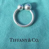 Tiffany & Co. Sterling Silver 925 Key Ring  Photo