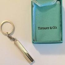 Tiffany & Co Sterling Silver Key Chain Photo