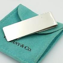 Tiffany & Co. Sterling Silver Money Clip Photo