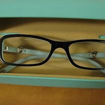 Tiffany & Co. Tf2061 2061 Eyeglasses. Size 52 New Without Tag Photo