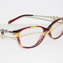 Tiffany & Co Tf2063 2063 Locks  8081  54 Spotted Violet  Eyeglasses Photo