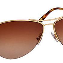 Tiffany & Co Women's Sunglasses Tf3021 57mm Gold 60023b Photo