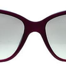 Tiffany & Co Women's Sunglasses Tf4079 57mm Cherry Shot Blue 81673c Photo