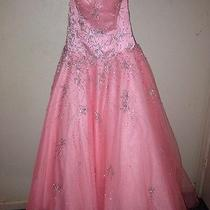 Tiffany Design Pageant/prom Dress Photo