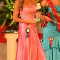 Tiffany Design Prom or Pageant Gown Photo