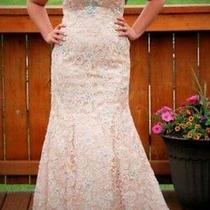 Tiffany Designs Beautiful Prom/formal/pageant/wedding/gala Dress Size 8 Photo