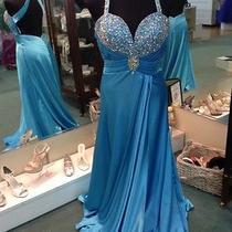 Tiffany Designs Prom Pageant Dress Photo