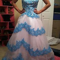 Tiffany Designs Prom Pageant Dress Photo