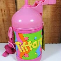 Tiffany Drink Bottle Carry Strap Water Name John Hinde Photo