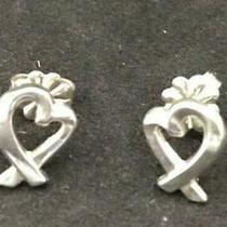 Tiffany Earrings Used (1802 Photo