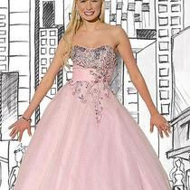 Tiffany Exclusive  Prom Gown Size 12 Nwt Photo
