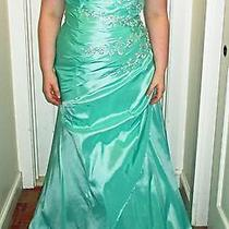Tiffany Green Prom National Pageant  Gown  Photo