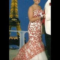 Tiffany Mermaid Style Prom/pageant Dress Photo