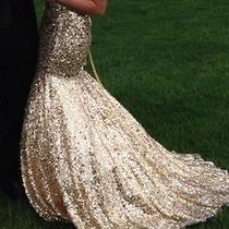 Tiffany Prom Dress Size 2 Photo