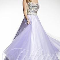 Tiffany Prom Gown Size 10 Nwt Photo