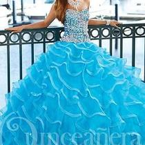 Tiffany  Prom Gown Size 2 Nwt Photo
