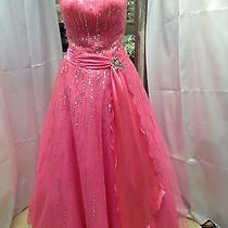 Tiffany Prom Gown Size 4 Photo