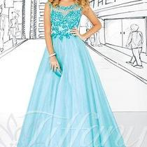 Tiffany  Prom Gown Size 4 Nwt Photo