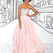 Tiffany Prom Gown Size 8 Nwt Photo