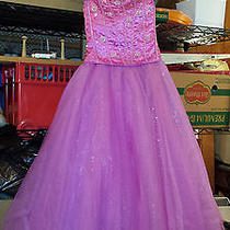 Tiffany Prom Party Ball Gown Photo