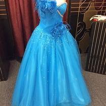 Tiffany  Quinceanera  Prom  Pageant  Evening  Gown  Dress  Photo