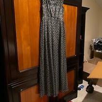 Tiffany Rose Size 2 Black Lace Maternity Dress  Photo