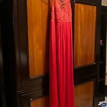 Tiffany Rose Size 2 Red Maternity Dress  Photo