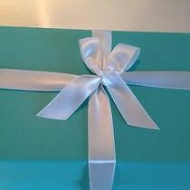 Tiffany Satin Bracelet Bag Tiffany Blue Photo