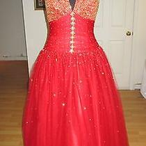 Tiffany Size 12 Prom Quinceanera Photo