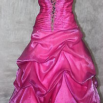 Tiffany Size 4 Prom Dress Photo