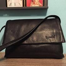 Tignanello Black Leather Medium Hobo Free Shipping Photo