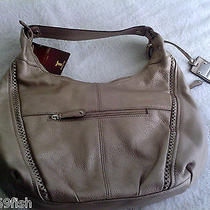Tignanello Hobo Satin Metal Photo