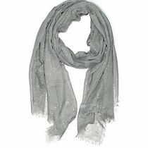 Tilo Women Gray Scarf One Size Photo