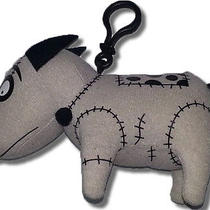 Tim Burton Frankenweenie Sparky Plush Keyring Keychain Disney  Photo