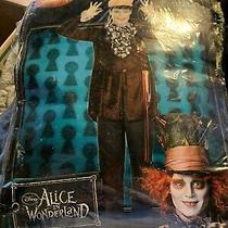 Tim Burtons Mad Hatter Costume Xl Photo